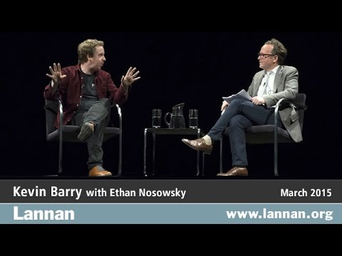 Kevin Barry with Ethan Nosowsky, Conversation, 4 March 2015