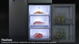 Lodówka Samsung Multidoor | Twin Cooling Plus™