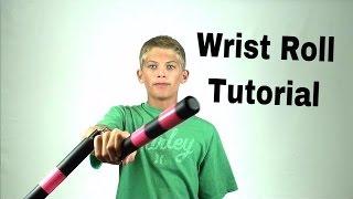 Infinite Nunchaku Wrist Roll Intermediate Tutorial