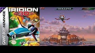 Iridion 3D - Game Boy Advance