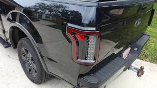 2015 F150 ANZO LED TAILLIGHTS BLACK Watch before you BUY!!(Just got them from stage 3 and man what a disappointment. I cant believe they decided to make them bulge out this far. I am sending back. Hope this helps you ..., 2016-03-19T00:31:40.000Z)
