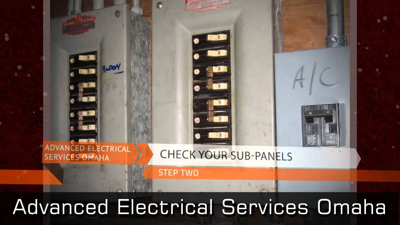 Fuse Box Replacement Tips By Omaha Electrician Youtube