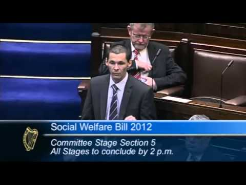 """Jonathan O'Brien - """"This cut to the Respite Care Grant is immoral"""""""