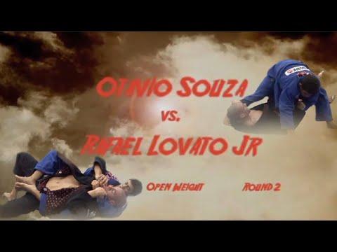 Otavio Sousa VS Rafael Lovato Jr. / Pan Championship 2008