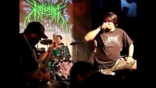 Rehearse - I Am Genocide. Live At Mydm Death Fest 2013.avi