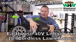 #EarthWiseTools 18