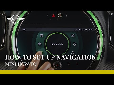 How To Set Up Navigation I MINI How-To