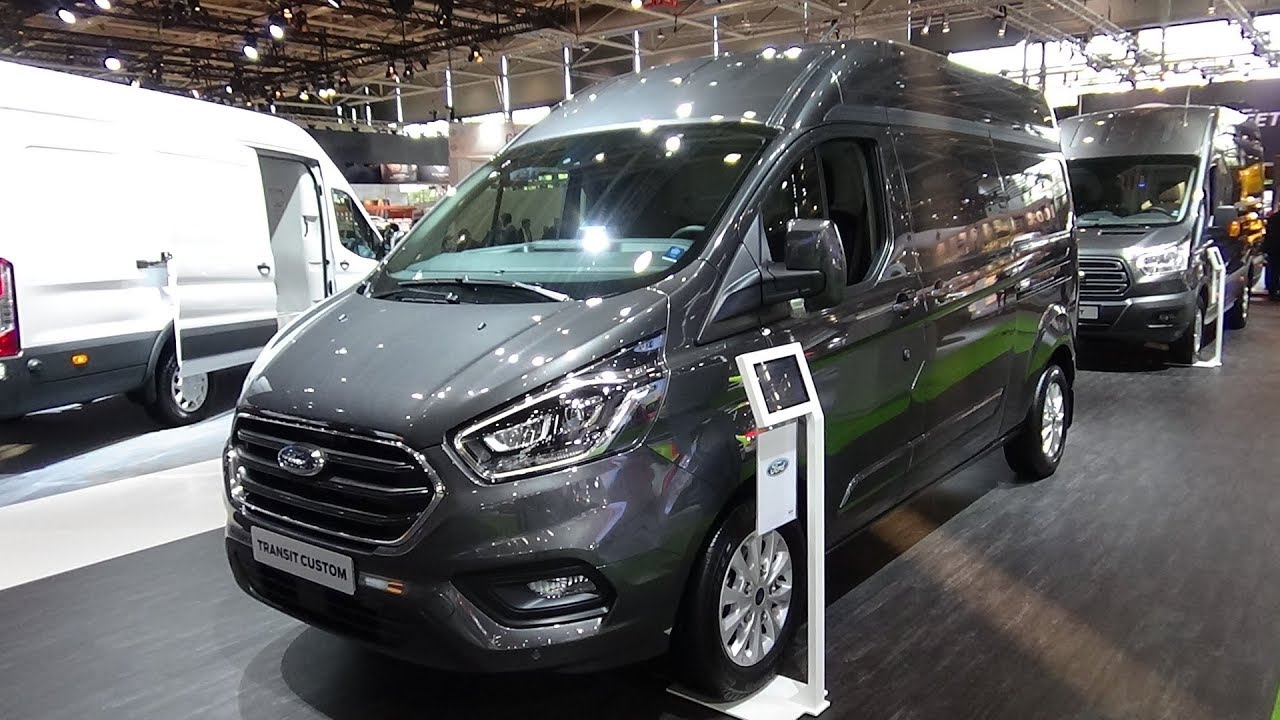 2019 ford transit custom cargo van limited exterior and. Black Bedroom Furniture Sets. Home Design Ideas