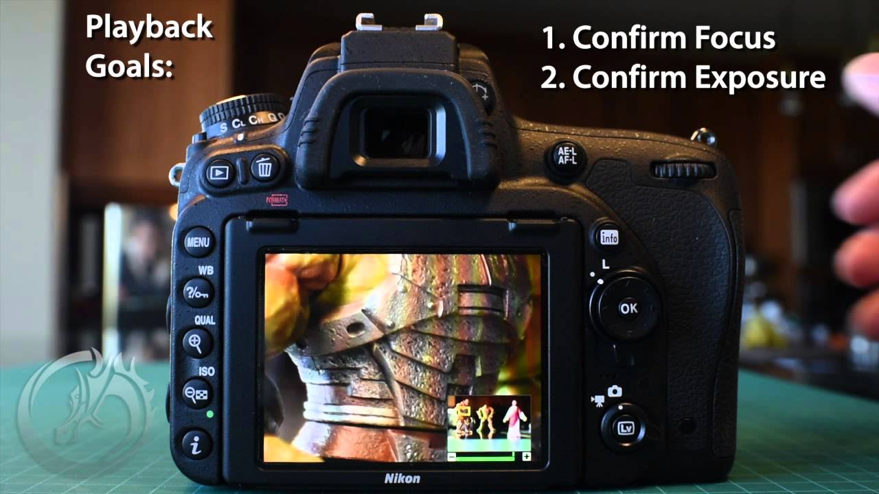 Nikon D750 Recommended Settings & Tips - YouTube