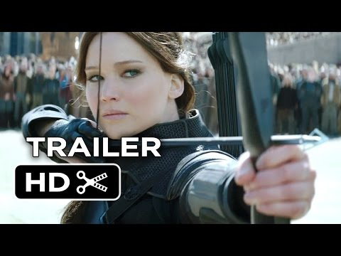 The Hunger Games: Mockingjay - Part 2 Official Teaser Trailer #1 (2015) - Jennifer Lawrence Movie HD streaming vf