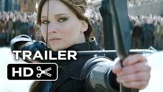 The Hunger Games: Mockingjay - Part 2  Teaser Trailer #1  2015  - Jennifer Lawrence Movie Hd