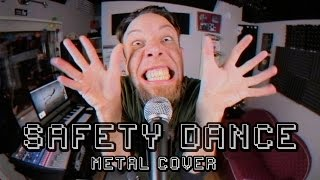 The Safety Dance (metal cover by Leo Moracchioli)