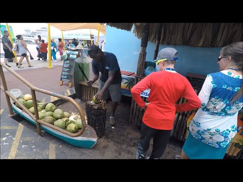Day 4  Belize City, Belize Cruise 2018