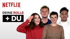 Deine Rolle + Du   Wir sind die Welle   Netflix