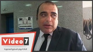بالفيديو.. مرشح تابع لحزب الوفد لن ندعم فاطمة ناعوت