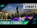 Nascar Heat 3 Career | Finish Strong! (Ep: 4 - Season 1) [Xtreme Dirt Tour]