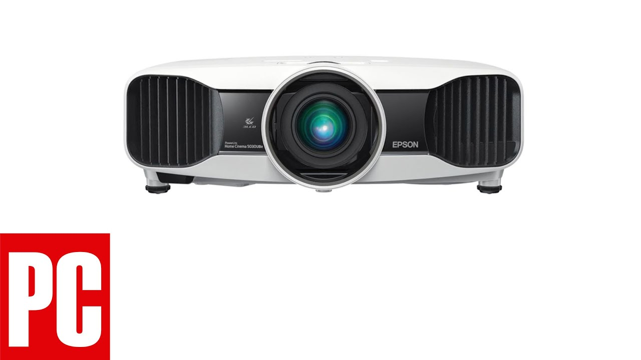 Epson PowerLite Home Cinema UBe 2D3D p 3LCD Projector