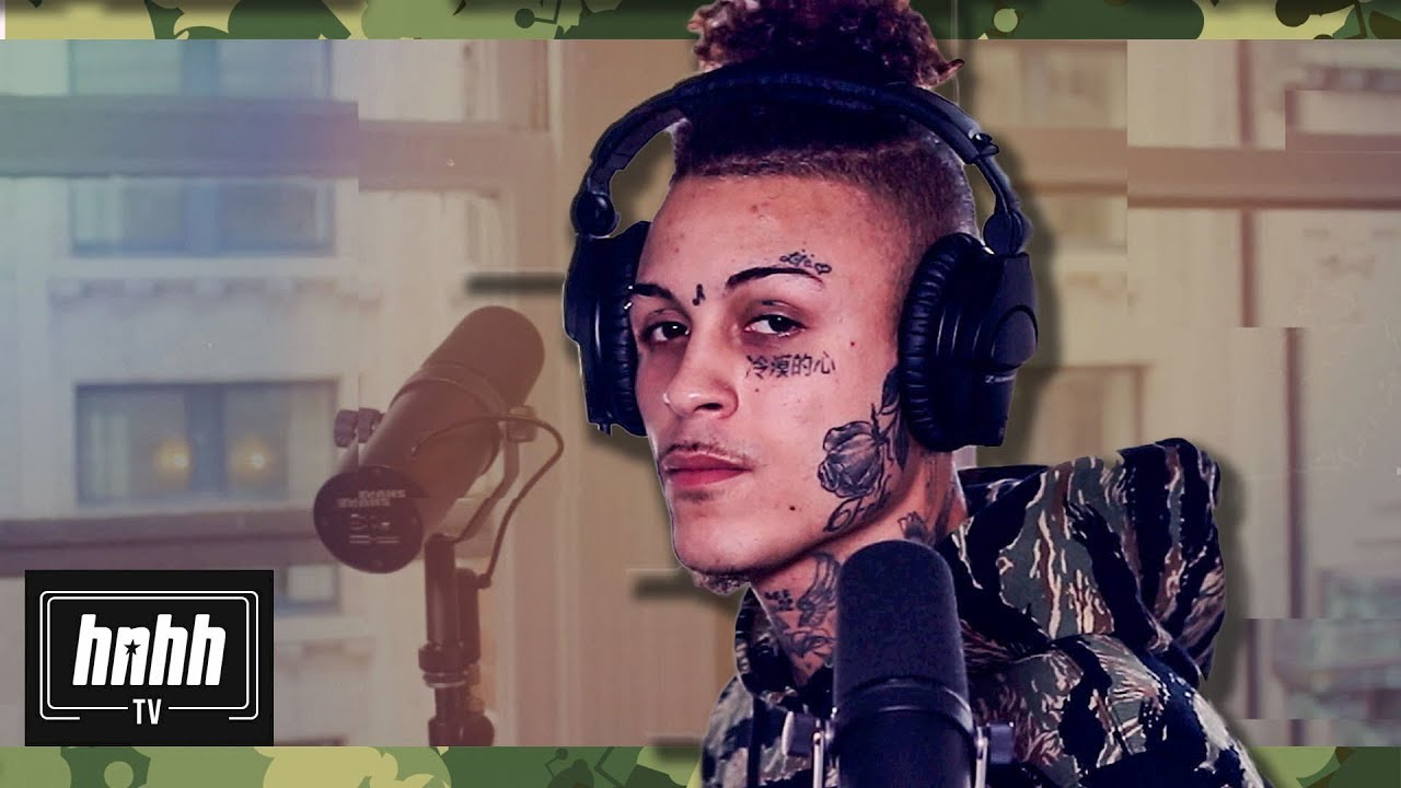 lil skies hnhh freestyle sessions episode 010 youtube