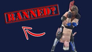 7 Banned Moves The WWE Brought Back