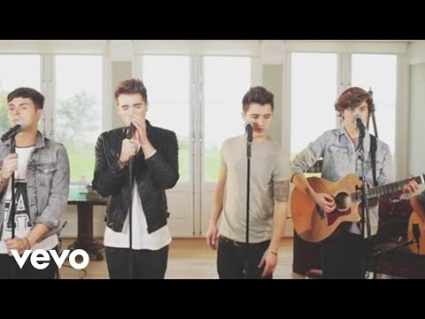 Union J - Where Are You Now (Acoustic)