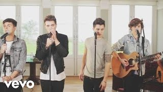 Repeat youtube video Union J - Where Are You Now (Acoustic)