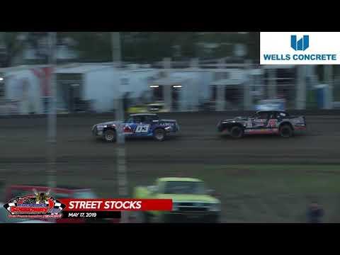 Wissota Street Stocks - River Cities Speedway - 05.17.19