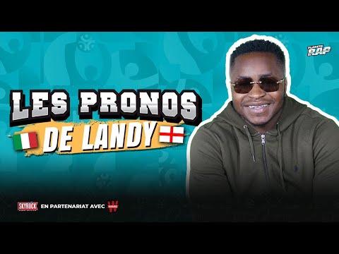 Youtube: «L'Italie vont être un peu perdus» 🇮🇹 #LesPronos de Landy pour Angleterre – Italie 🏴🇮🇹