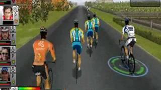 Pro Cycling Manager 2009 PSP - Tour de France 2009 Stage 2