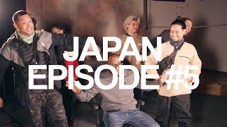Download lagu JABBAWOCKEEZ in JAPAN 5 IWAKUNI MP3