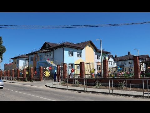 В Старотитаровской открыт новый детский сад «Лучик»