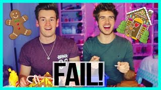 Gingerbread House Challenge! With - Oli White