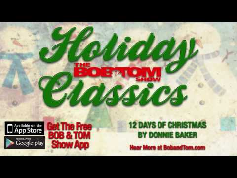 Donnie Baker's 12 Days of Christmas