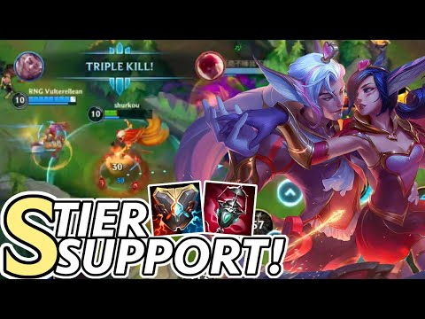 Is Rakan the BEST Support in Wild Rift? (Build + Tips)