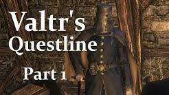 Bloodborne – Valtr's Questline (Part 1)