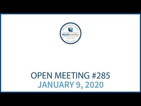 MGC Meeting 1.9.20
