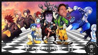 [Kingdom Hearts] Paj-anime II Episode 25: Four Shredders Crashing the Wedding