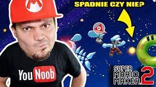 😠 ZA CHWILECZKĘ SIĘ ZDENERWUJĘ..   Super Mario Maker 2 #08