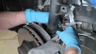 Part 1: Installing shocks and struts on a BMW 3 series 06 thru 12 (E90, E91, E92, E93)