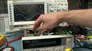 EEVblog #647 - Agilent 53131A Frequency Counter Oven Upgrade