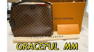 LOUIS VUITTON UNBOXING: GRACEFUL MM | GRACEFUL MM UNBOXING 2020 | SUPERMOM VLOG IN USA