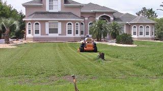 Lawn care vlog #52 Fresh new set of Gator blades