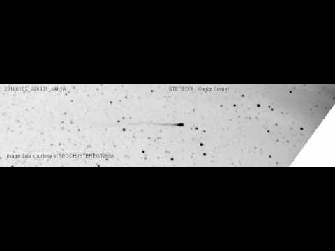 SOHO Comets.mov
