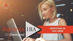 Tax Lien Investing (How to Buy Real Estate for Pennies with an IRA)