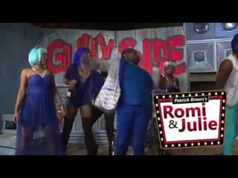 Peter Sedufia copies Jamaican movie 'Romi & Julie' for his 'Aloevera'