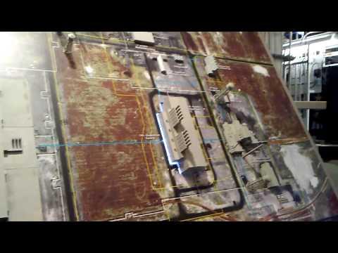 Inside the Hanford B Reactor