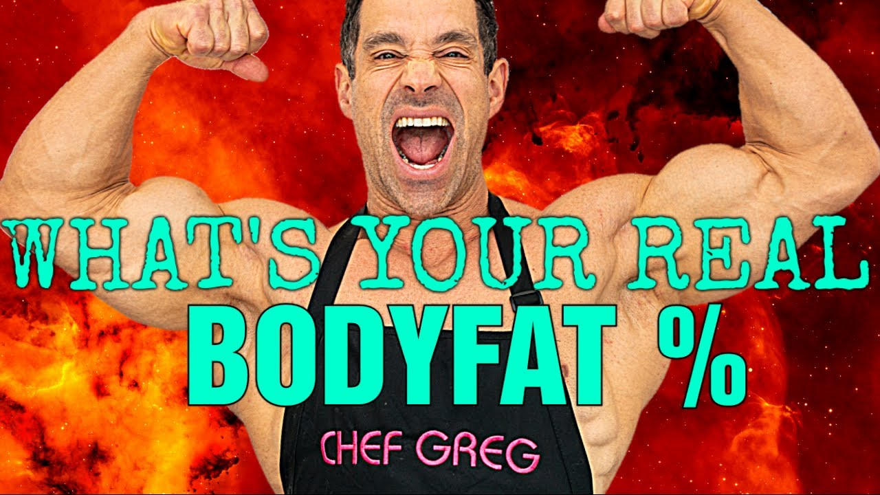 What IS Your REAL Bodyfat %