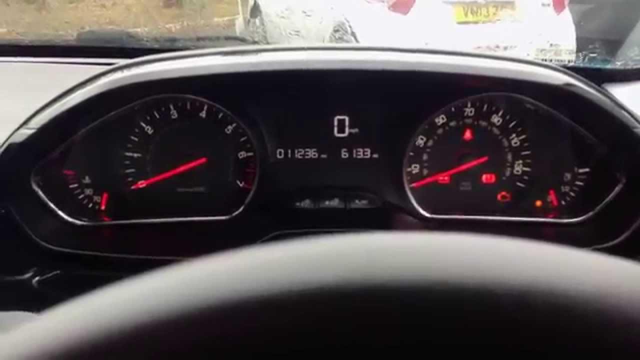 2012 peugeot 208 3 door hatchback 1.2 vti 82 active vo62 zua at st