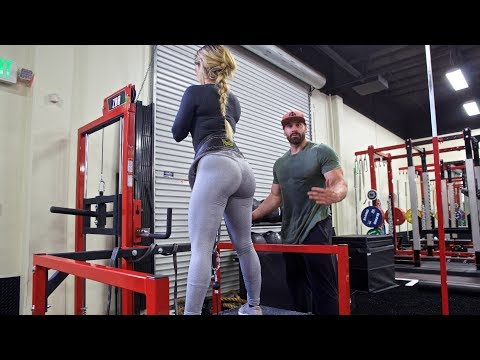 THE BEST BUTT WORKOUT EVER!! FT. NIKKI BLACKKETTER