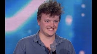Benji Takes A Seat With His Original | Six Chair Challenge | The X Factor UK 2017