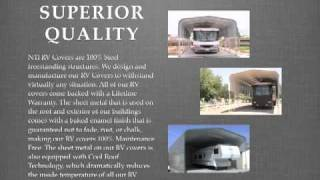 Carports - Rv Covers - Steel Garages